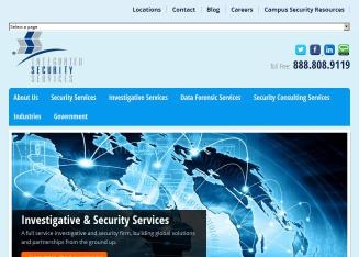 Integrated+Security+Service Website