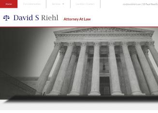 David+S+Riehl Website