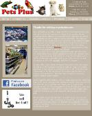 Pets+Plus Website