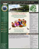 Hampshire+County+Schools Website
