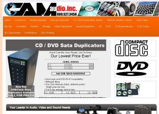 Cam+Audio+Inc Website