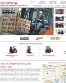 Kenco+Toyota+Lift Website