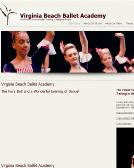 Virginia Beach Ballet Academy