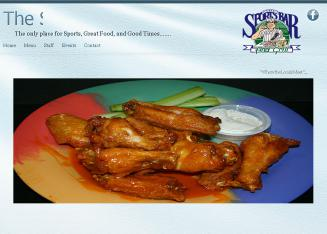 Sports+Bar+%26+Grill+The Website