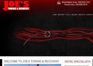 Joe's Towing & Recovery