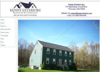 Kenny Exteriors