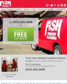 Fish+Window+Cleaning Website
