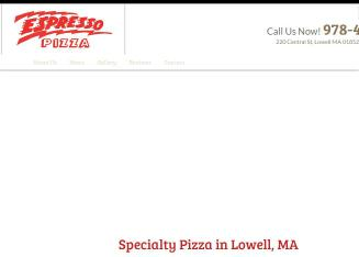Espresso+Pizza+Inc Website