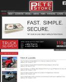 Peterbilt+of+Greenville Website