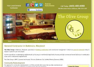 The+Olive+Group Website