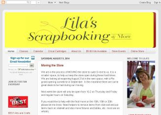 Lila%27s+Scrapbooking Website
