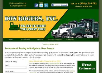 Don+Rogers+Inc Website