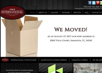 International+Wood+Floors+Inc Website
