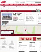 Overton+Ace+Hardware Website