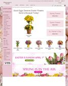 Obermeyer%27s+Florist Website