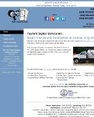 Taylor%27s+Septic+Service+%26+Portable+Toilets+INC Website