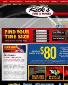 Rick%27s+Tire+%26+Wheel Website