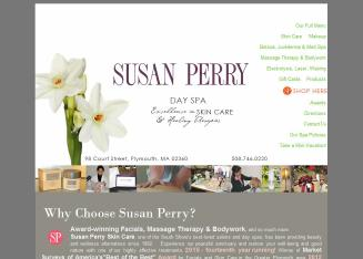 Susan Perry Skin Care Salon & Day Spa