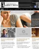 Aaron+C+Smith+Law+Offices Website