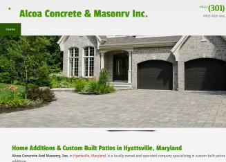Alcoa+Concrete+%26+Masonry+Inc Website