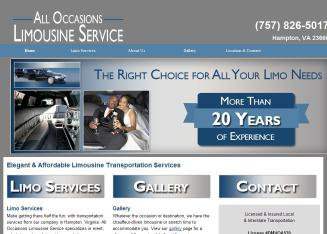 ALL Occasions Limousine Service