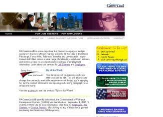 CareerLink Website