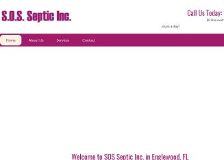 SOS Septic Inc