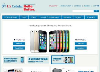 U.S.+Cellular Website