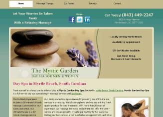 Care to experience one of the Best Massage Therapists in Myrtle Beach?