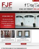 Great FJF Door Sales