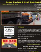 ACME Asphalt Paving