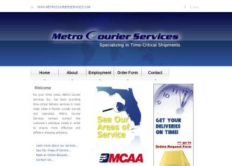 Metro Courier Service Inc