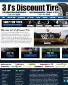 3 J'S Discount Tires Inc