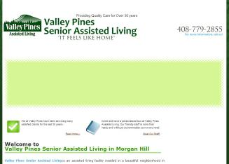 Valley+Pines+Retirement+Inn Website