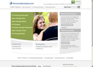 Servpro+of+Burlington-South+Burlington Website