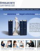 Strileckyj+Law+Office+LLC Website