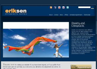 Eriksen Chiropractic Centers