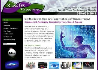 Stangtek+Services+LLC Website