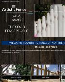 Artistic+Fence-North+America Website