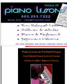 Piano Lessons & Keyboard Lessons, Beginners Welcome, Children & Adults - All ...