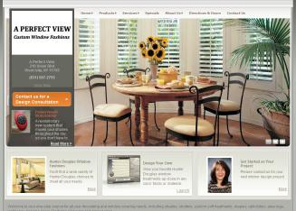 A+Perfect+View+Custom+Window+Fashions%2C+Inc. Website