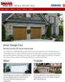 Smarr+Garage+Door+Inc. Website