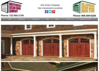 Overhead+Door+CO+of+Edison Website