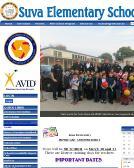Suva Elementary School In Bell Gardens Ca 6740 Suva St