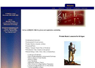 Music+Lessons+By+The+J%27s Website