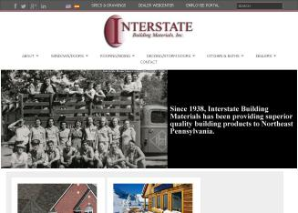 Interstate+Building+Materials+Inc Website