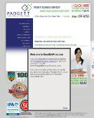 Padgett+Business+Service Website