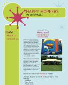 Happy+Hoppers+Tents+%26+Inflatable+Rentals Website