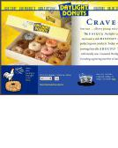 Daylight+Donuts Website