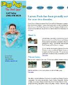 Larsen Pools, LLC